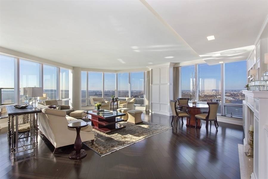 This 118 5 million ritz carlton penthouse is record breaking for Penthouse apartment price