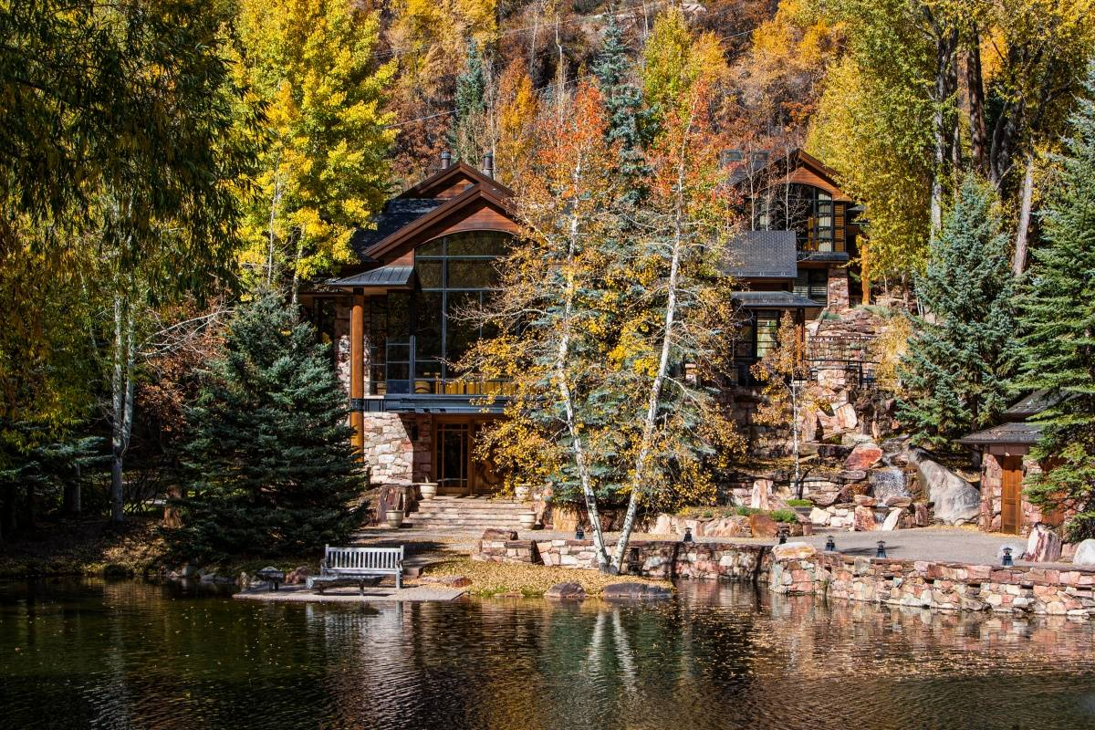 Aspen Mountain Home