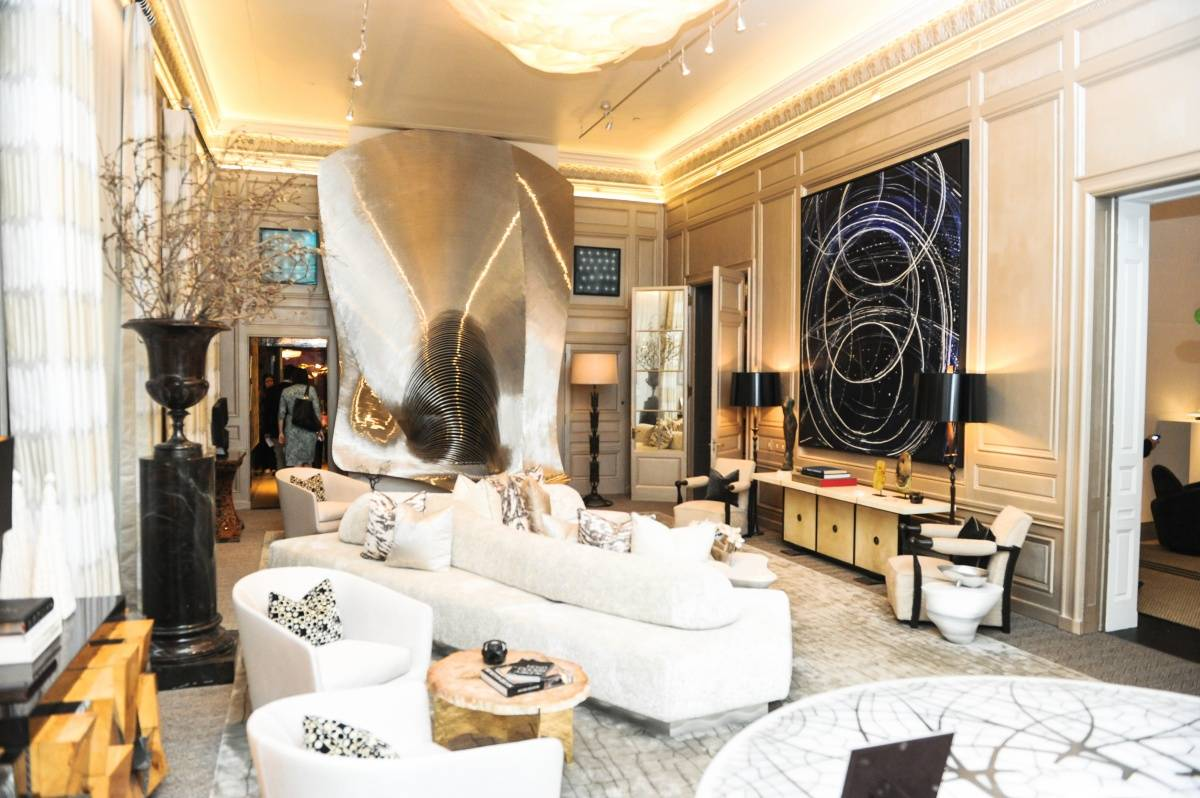 The 42nd annual kips bay decorators show house for Decorators show house