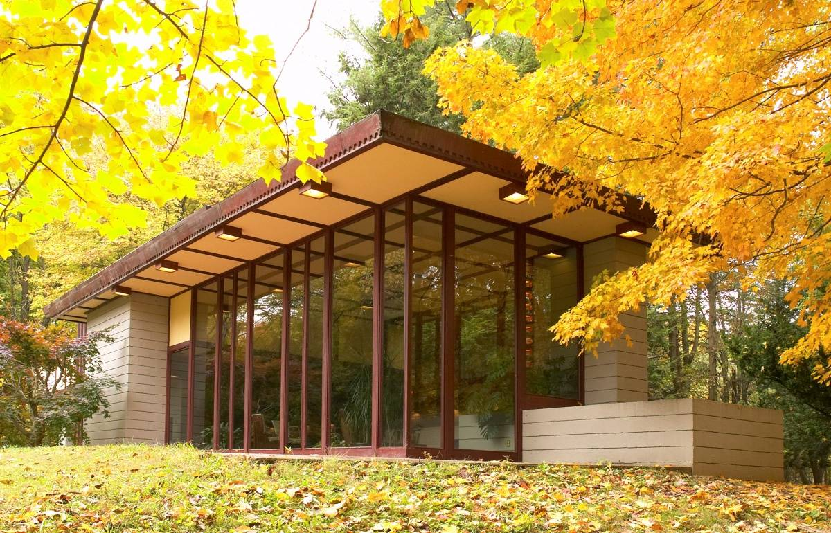 Frank Lloyd Wright's Last Ohio Home Design