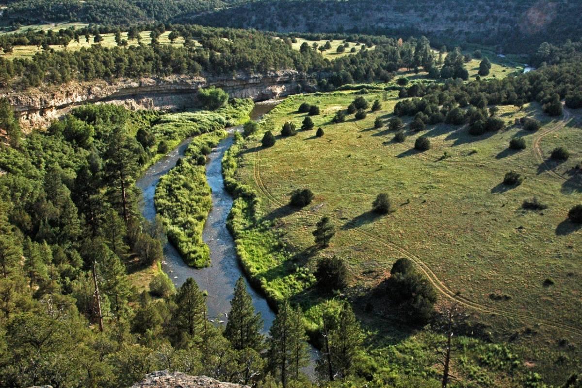 Jane Fonda Ranch Pecos River