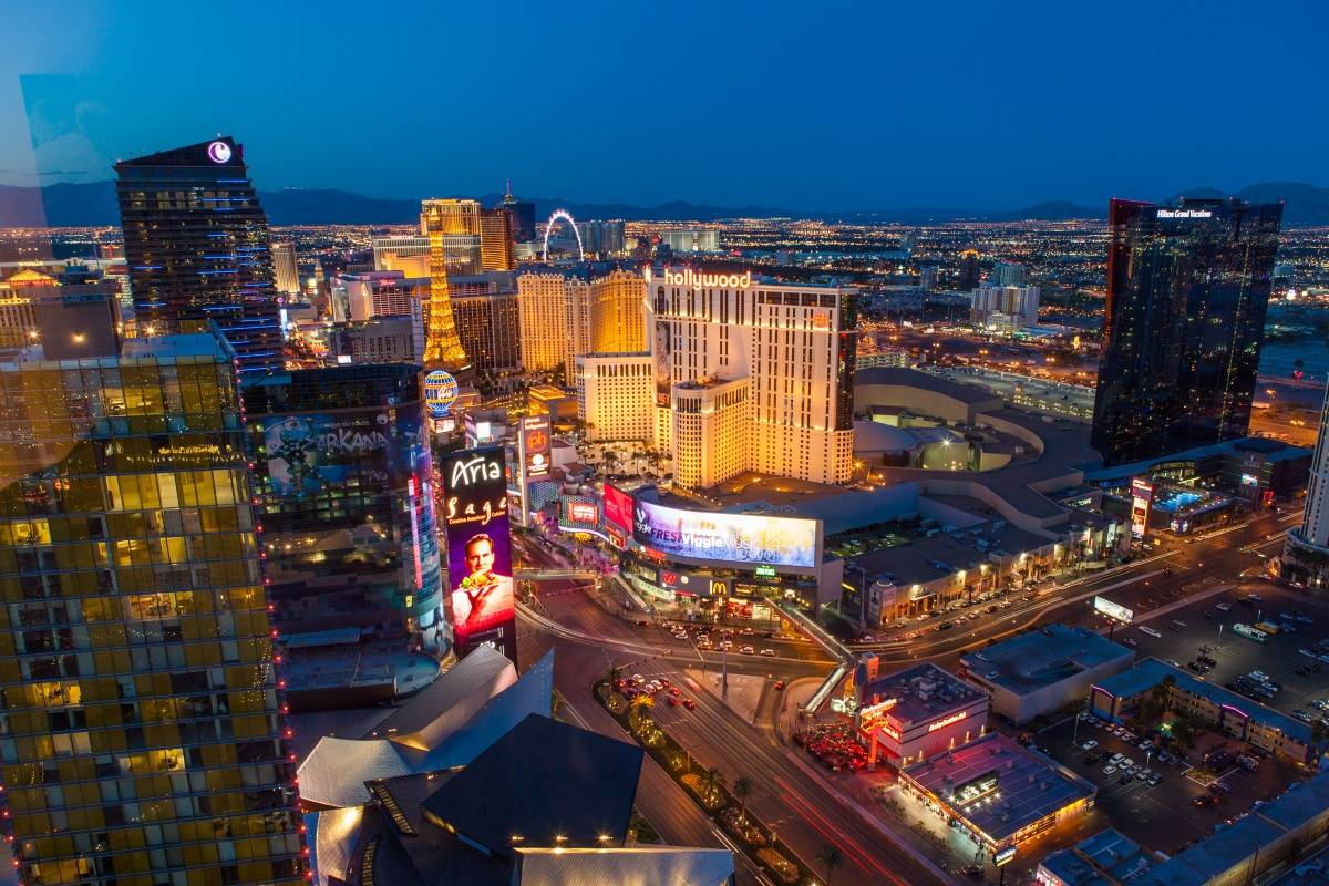 Las Vegas Strip Mandarin Oriental