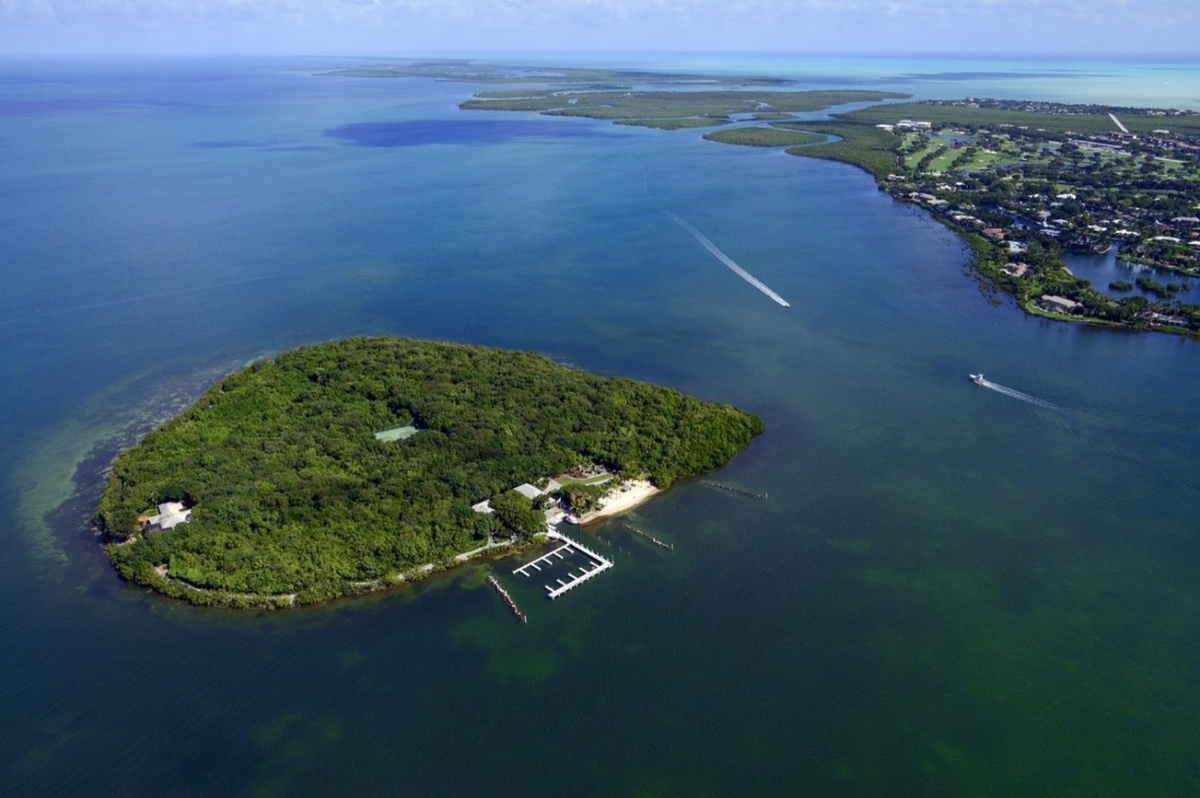 Nab This Lush Private Island In The Florida Keys For 110
