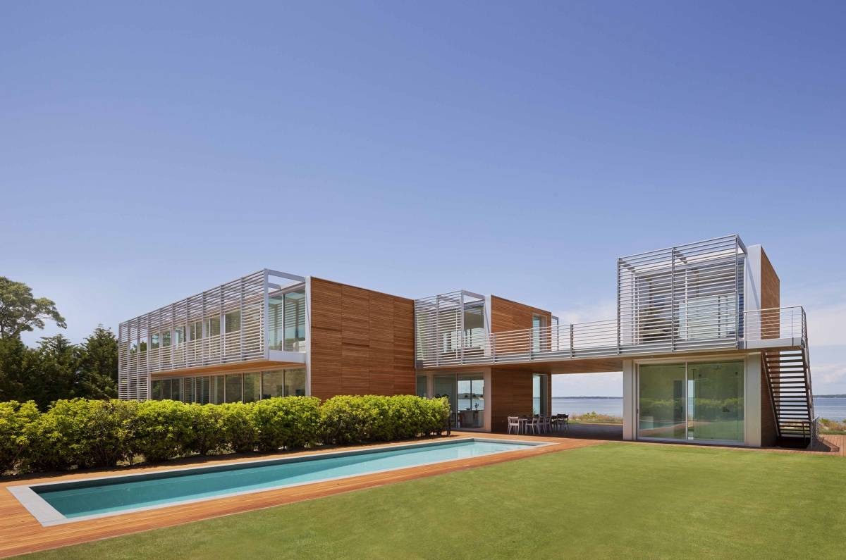 Roger Ferris's Hamptons
