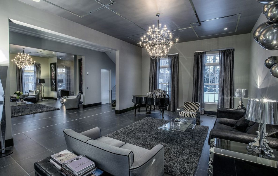 this 17 5 million manor in connecticut touts a cool chrome