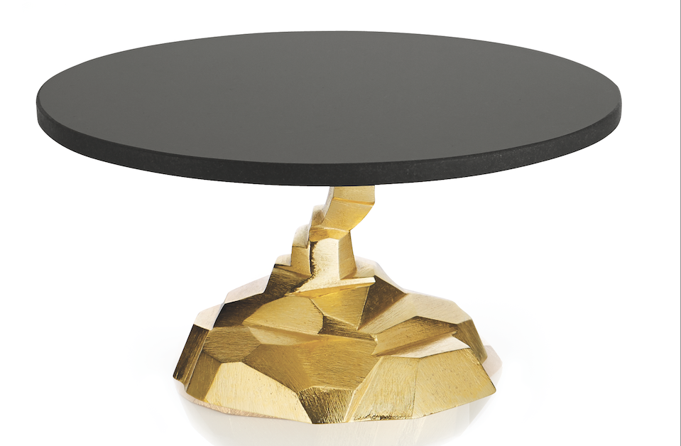 Rock Cake Stand by Michael Aram
