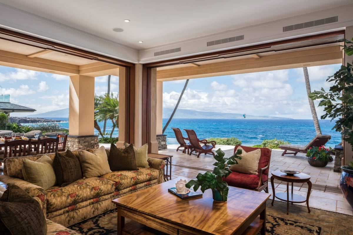 Own kapalua maui 39 s awe inspiring hale ali 39 i estate for 26 for Hawaii package homes