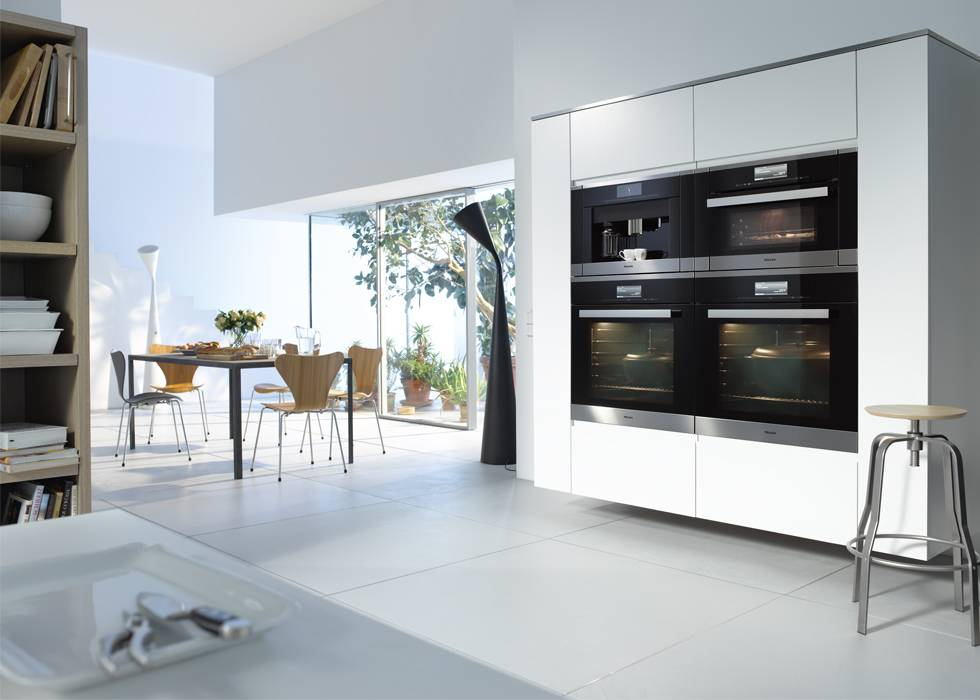 miele generation 6000 brings design versatility style and elegance to the kitchen. Black Bedroom Furniture Sets. Home Design Ideas