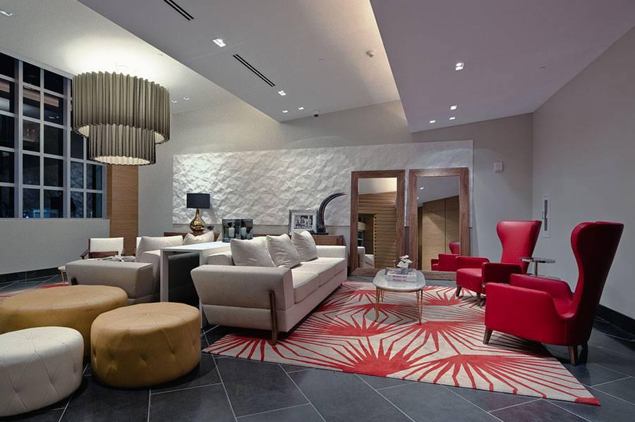 4 Midtown Lobby