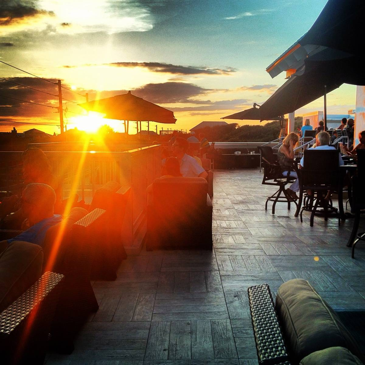 723 Whiskey Bravo Sunset