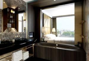 Alegna Bathtub – One Tower Bridge