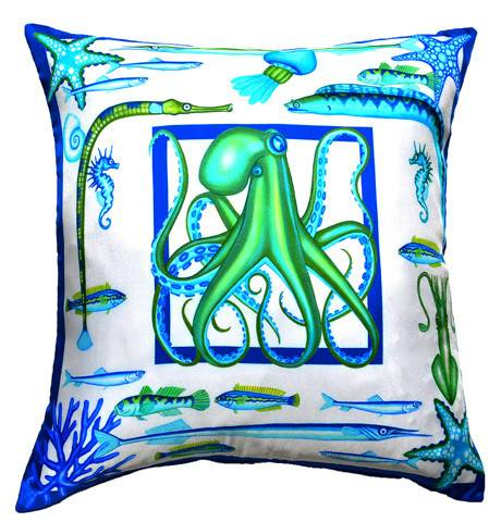 Alexandra D. Foster Sorrento Pillow
