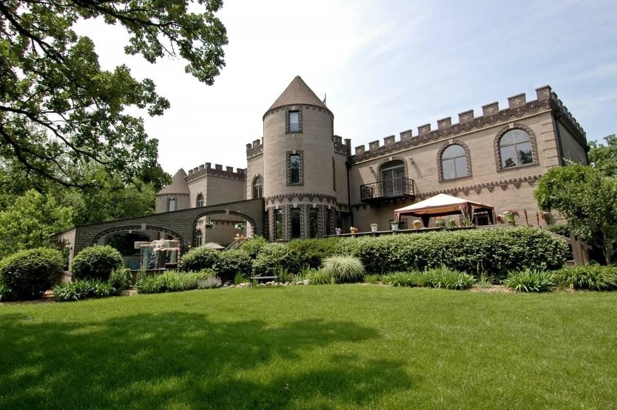 Illinois Castle Home