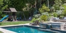 Neil Patrick Harris' Home Backyard