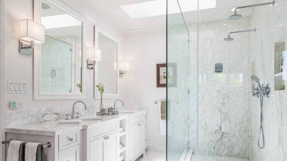 Neil Patrick Harris' Home Bath
