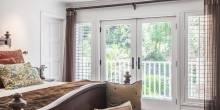 Neil Patrick Harris' Home Bedroom