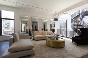 66 East 11th Street Penthouse