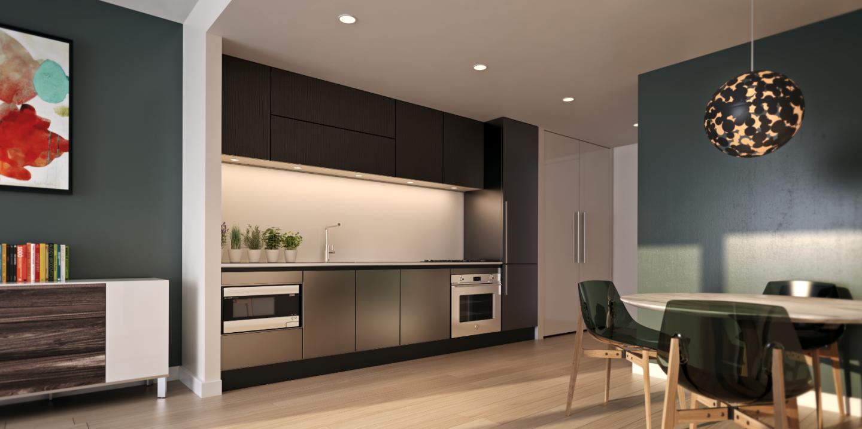 540West Kitchen