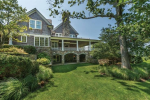 Behold the $55 Million Waterfront Home in North Haven Fit for a Nobleman