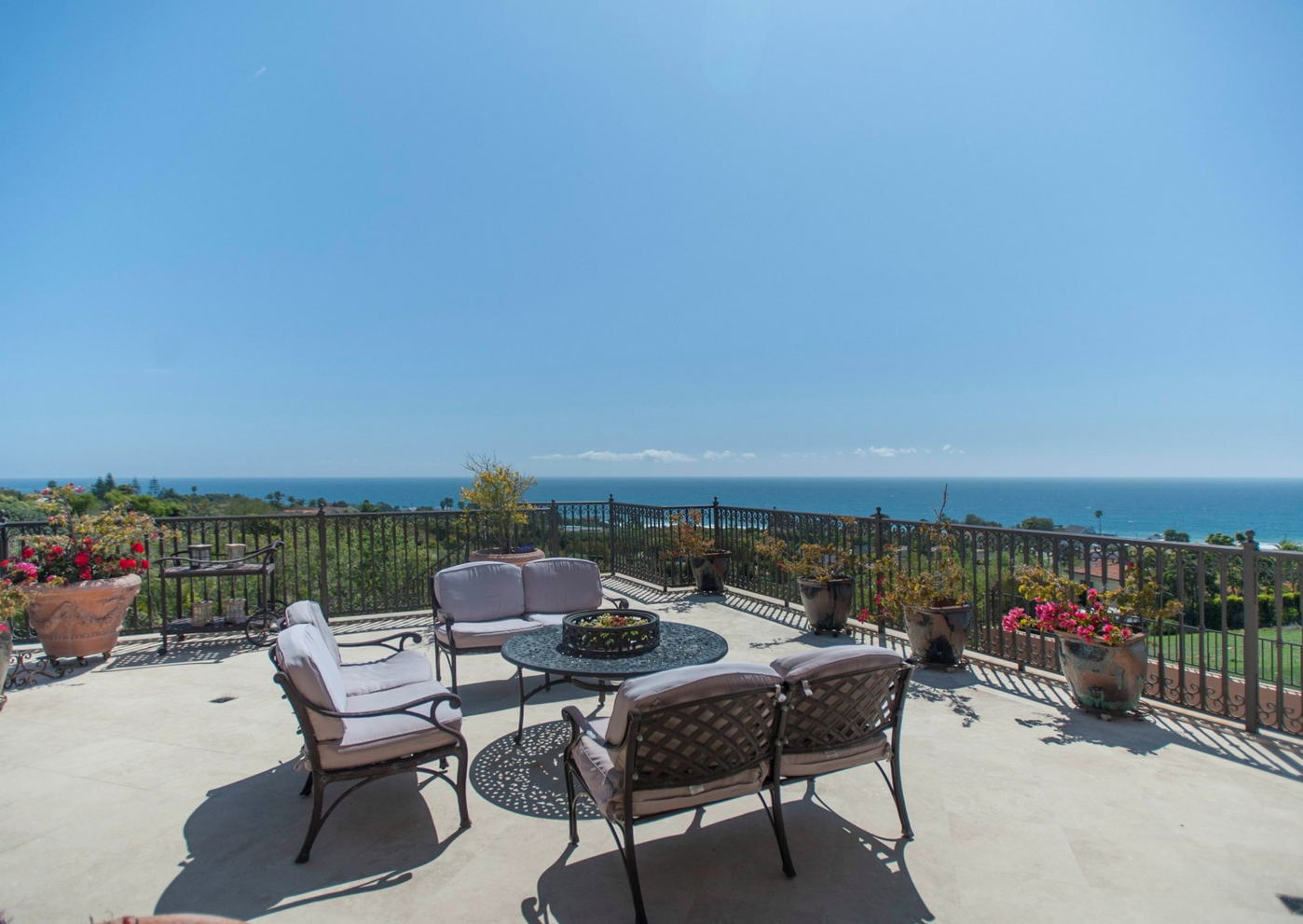 Own this splendid tuscan beaut in malibu for - Tuscany sotheby s international realty ...