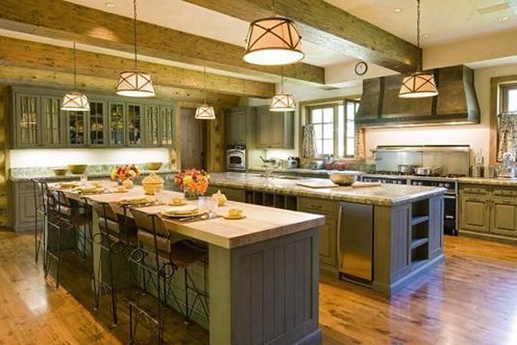 William Koch Estate Kitchen