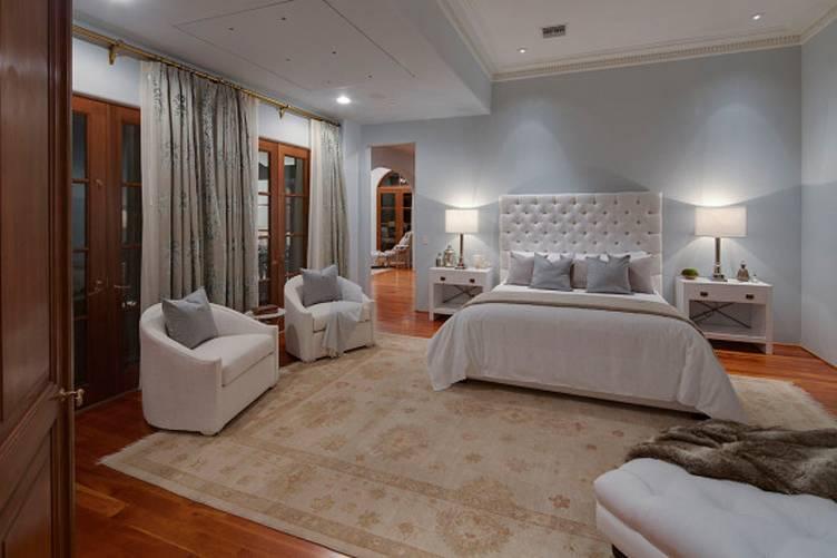 Heidi Klum Bedroom