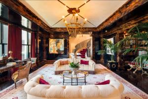 Tommy Hilfiger NYC Penthouse
