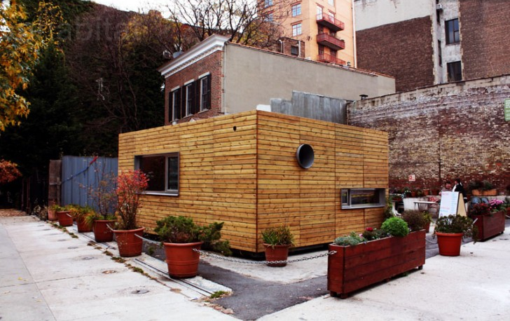 MEKA Home Shipping Container