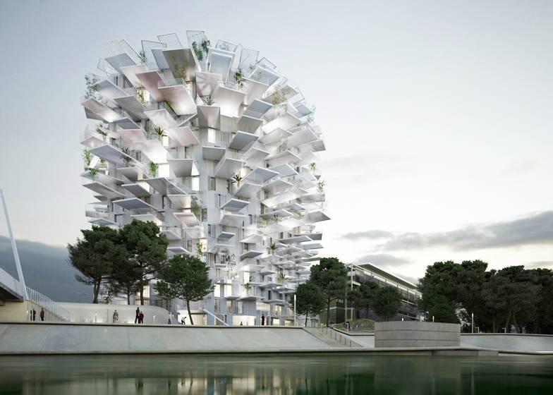 Sou Fujimoto – Arbre Blanc –Montpellier