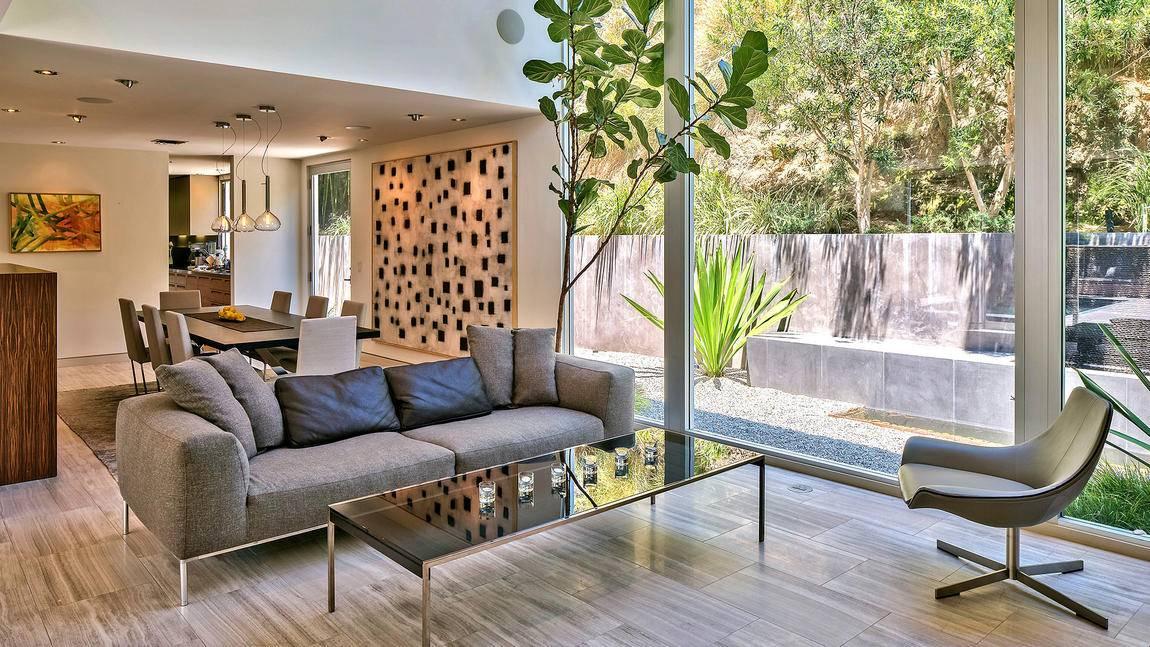 a rod picks up meryl streep 39 s midcentury hollywood hills. Black Bedroom Furniture Sets. Home Design Ideas