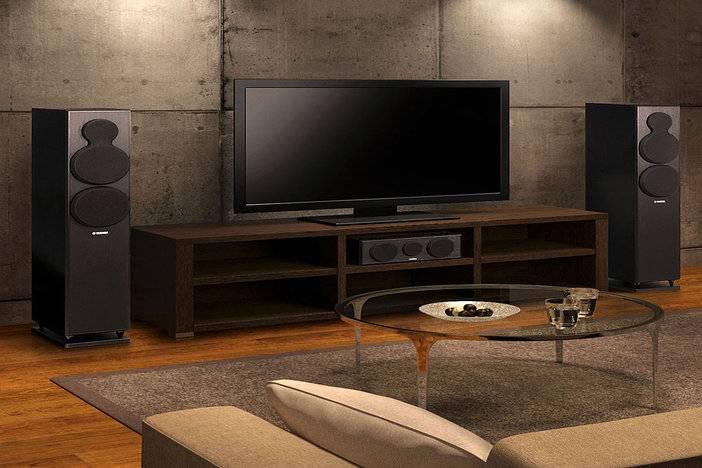 Surround Sound Entertainment System
