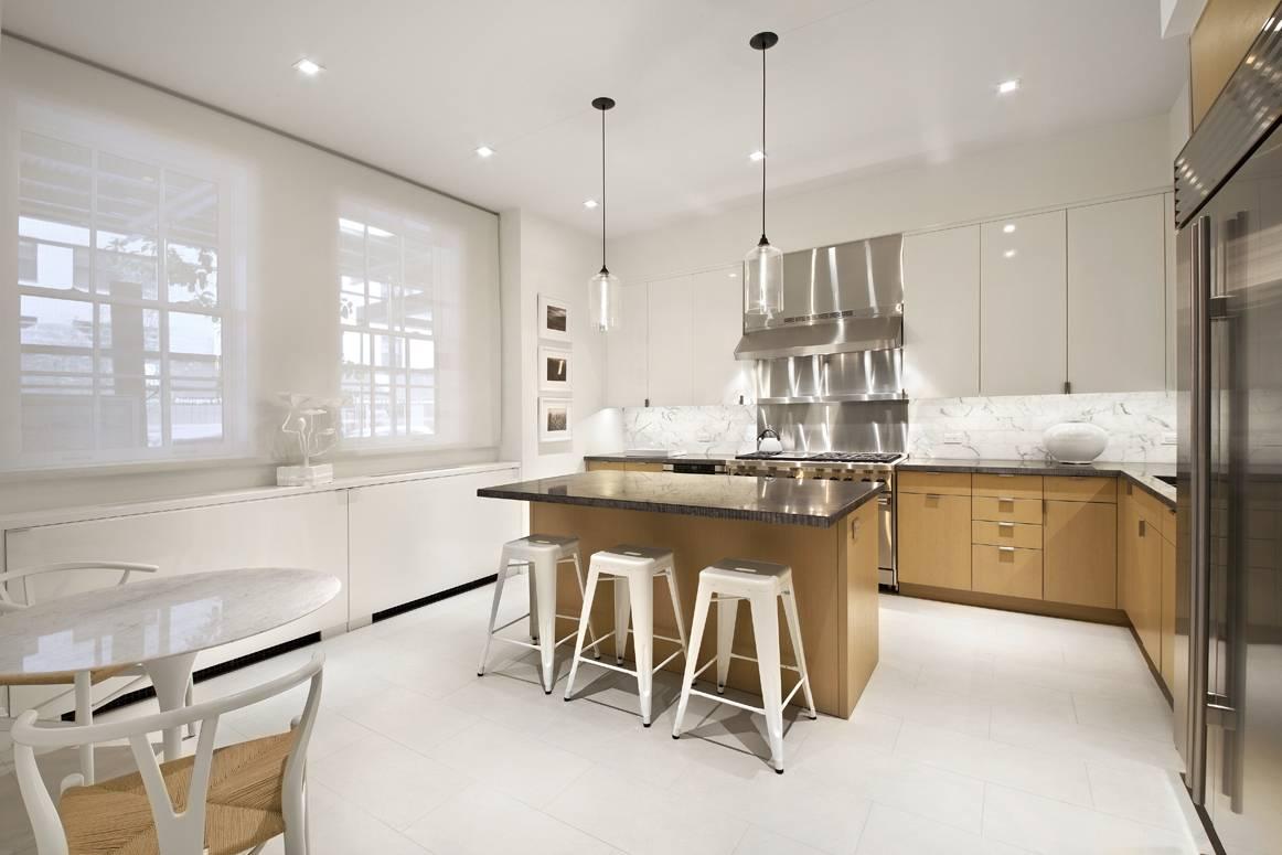 Philip House kitchens boast top appliances.