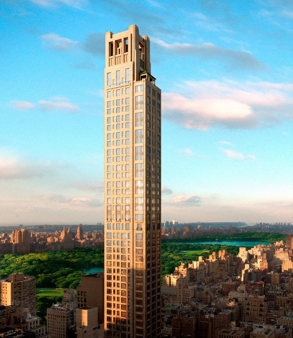 $130 Million Penthouse to be NYC's Priciest Home