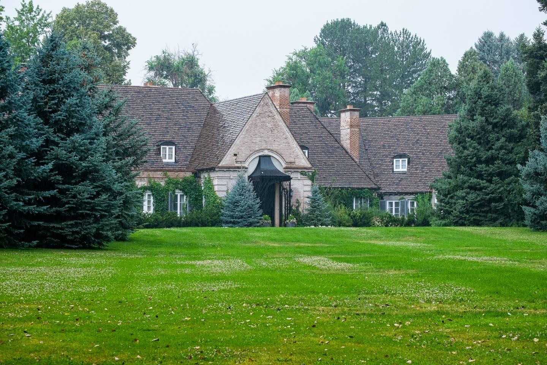 Historic Colorado Taylor Estate
