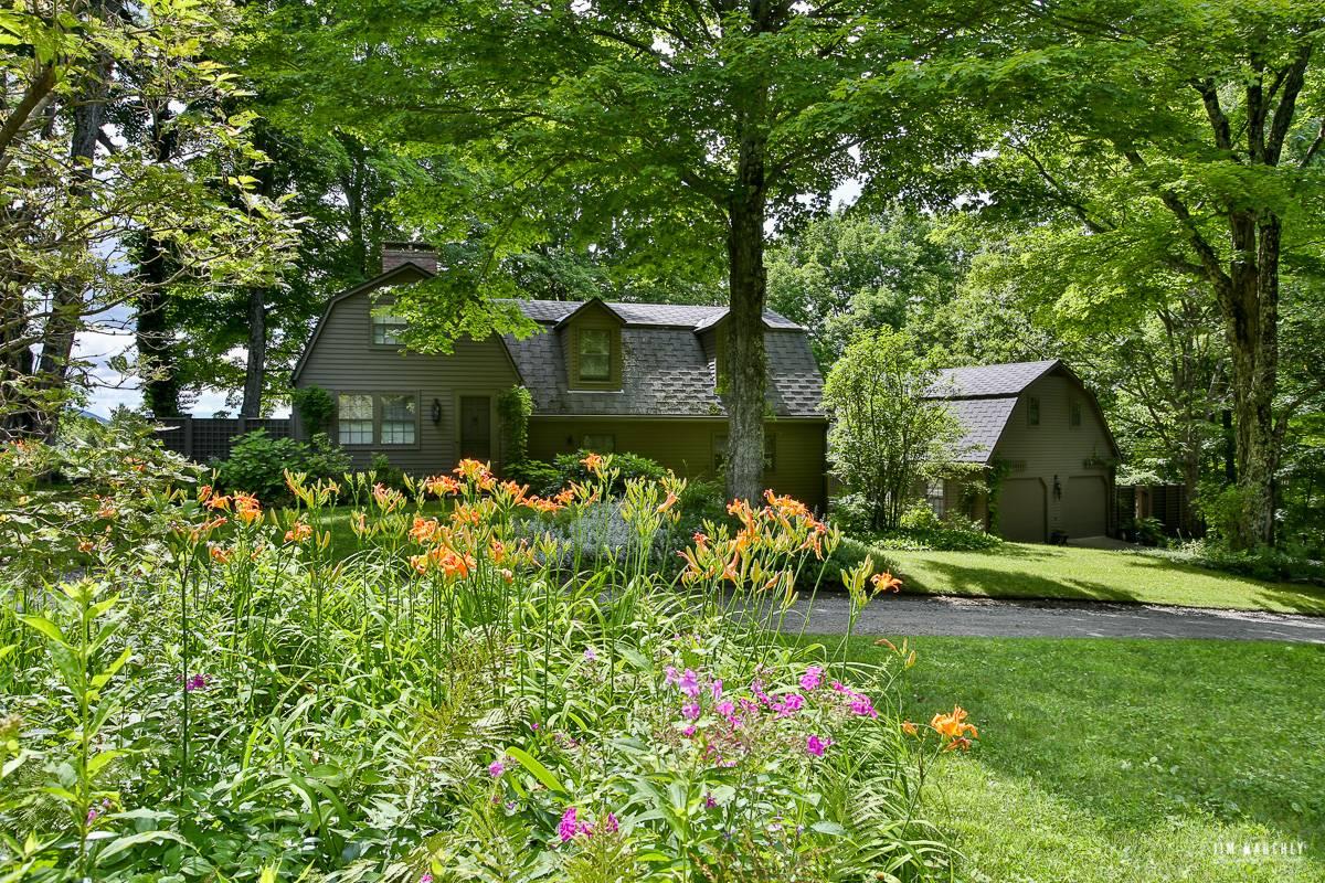 J.D. Salinger's New Hampshire Home