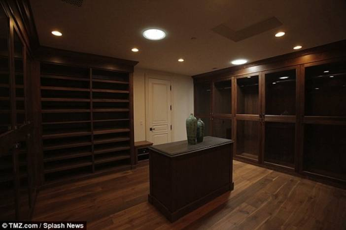 Kimye Yeezy Closet
