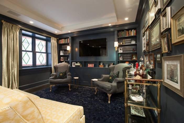 Playboy Mansion Bedroom