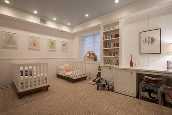 Playboy Mansion Children's Room