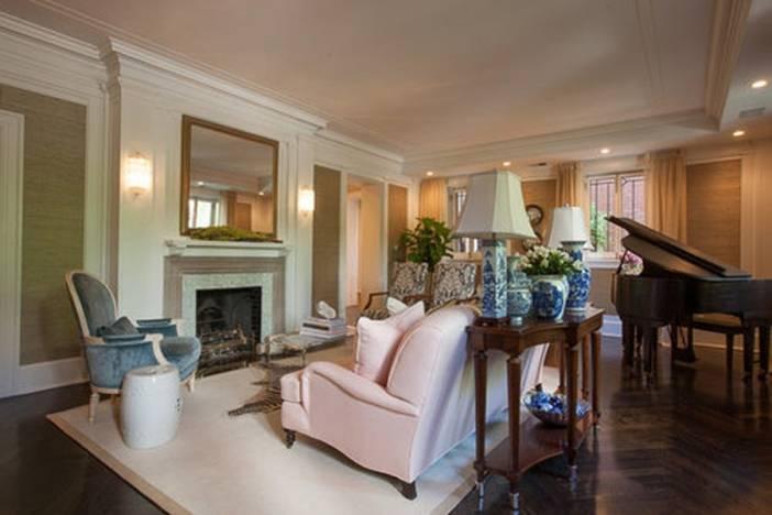Playboy mansion Living Room