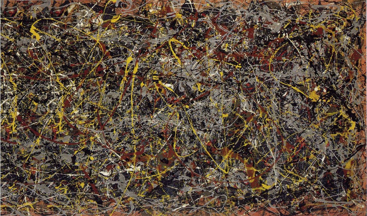 Entertainment impresario David Geffen reportedly sold Jackson Pollock's famous 'No. 5, 1948' painting for $140 million.