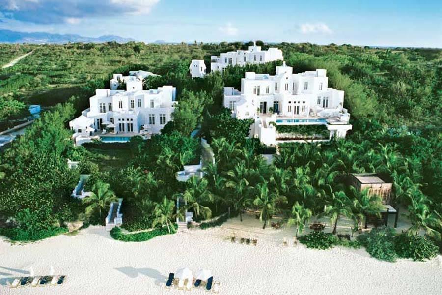 Robert F.X. Sillerman's Anguilla Property
