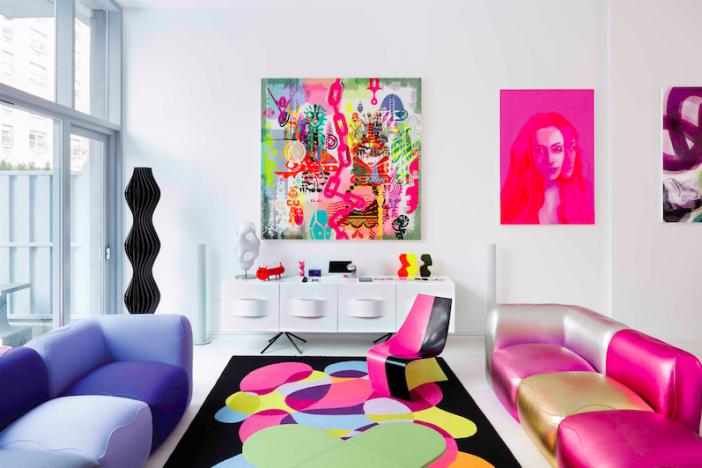 Karim Rashid Apartment