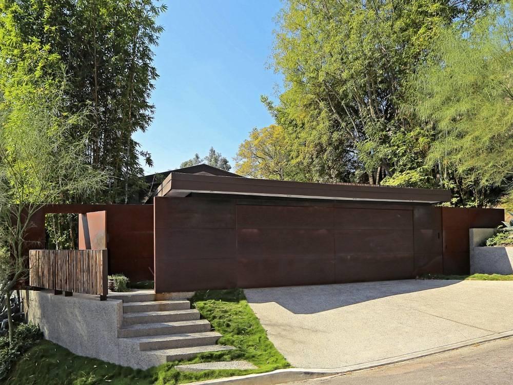 John Legend and Chrissy Tiegen's Hollywood Hills Home