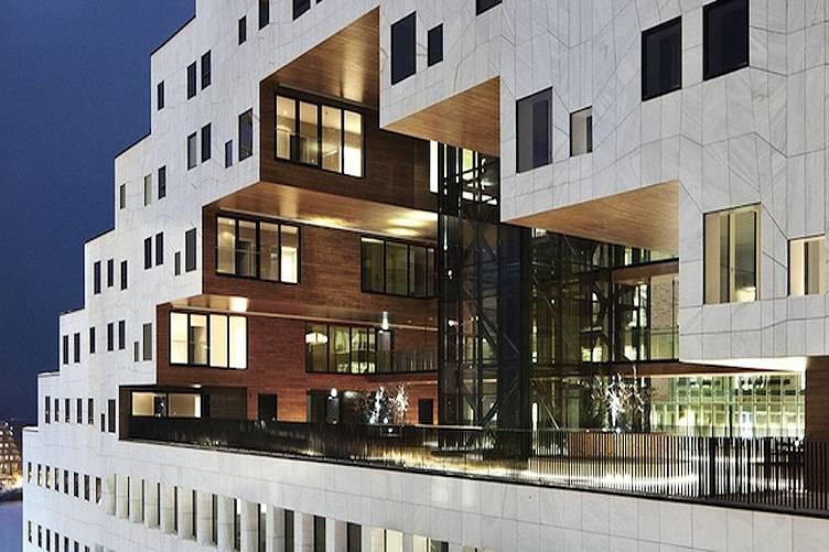 Best Housing Winner Architecture Festival 2014