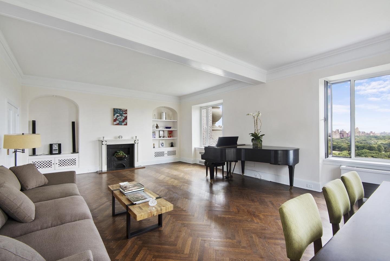 Pavarotti's NYC Home