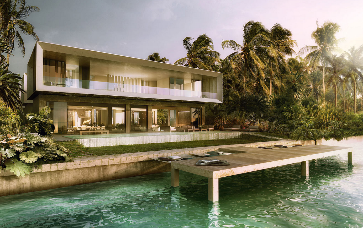 Bal Harbour House – Miami, Florida