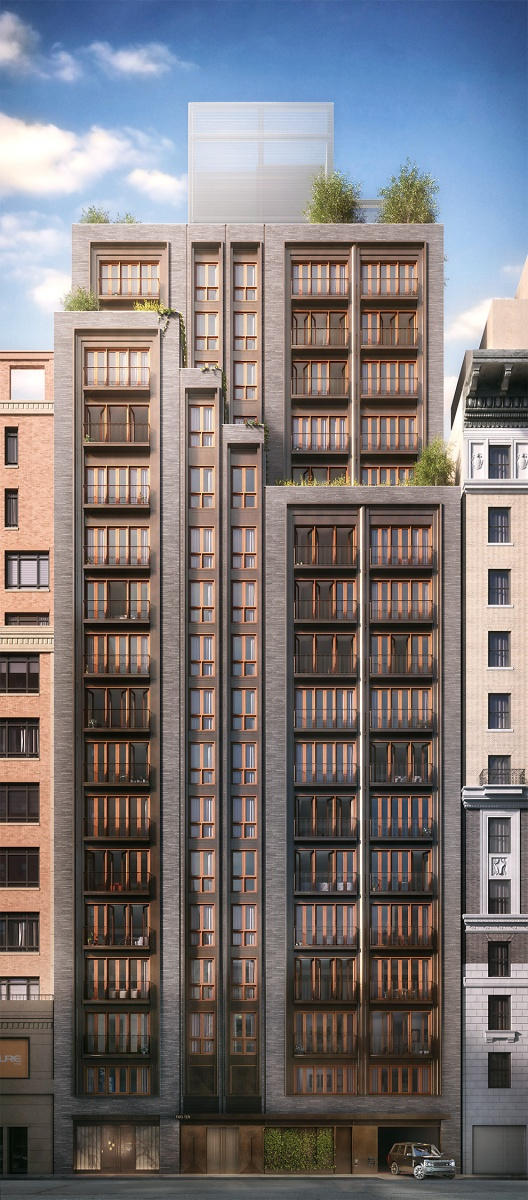 All units offer private access via an elevator that transports directly to the apartments.