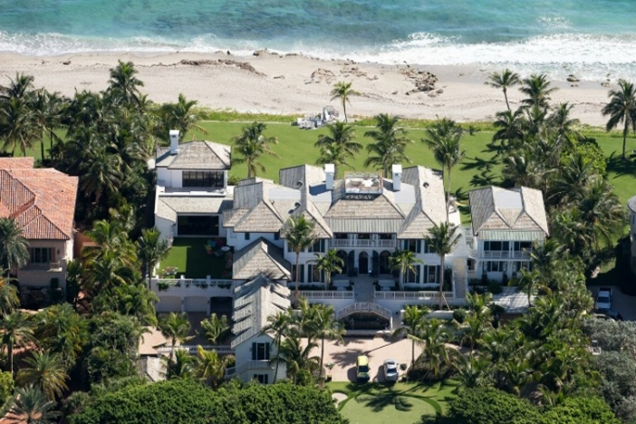 Tiger Woods' Ex Mansion