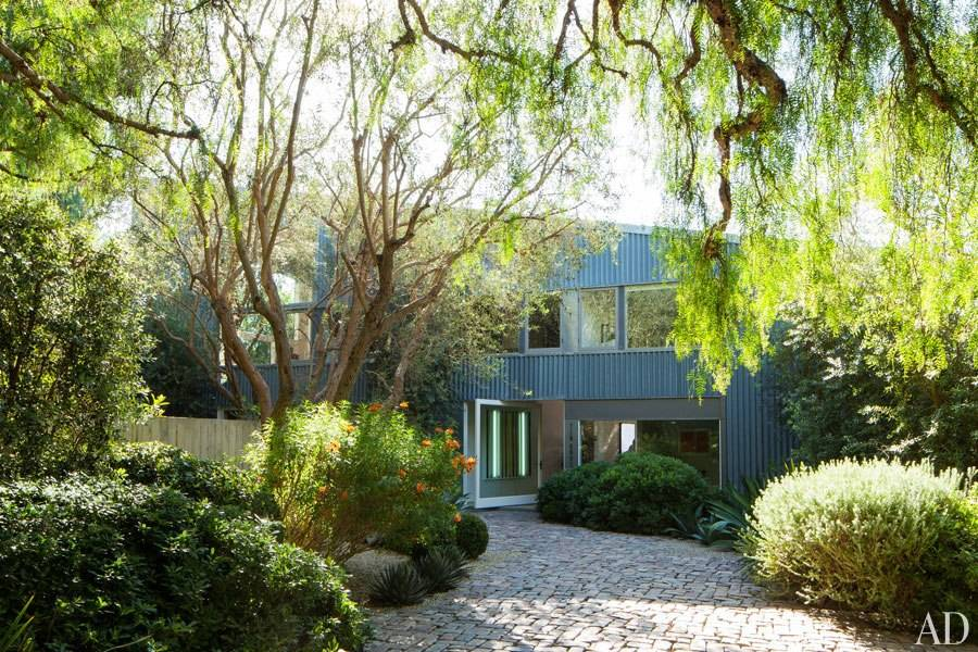 Patrick Dempsey's Malibu Home