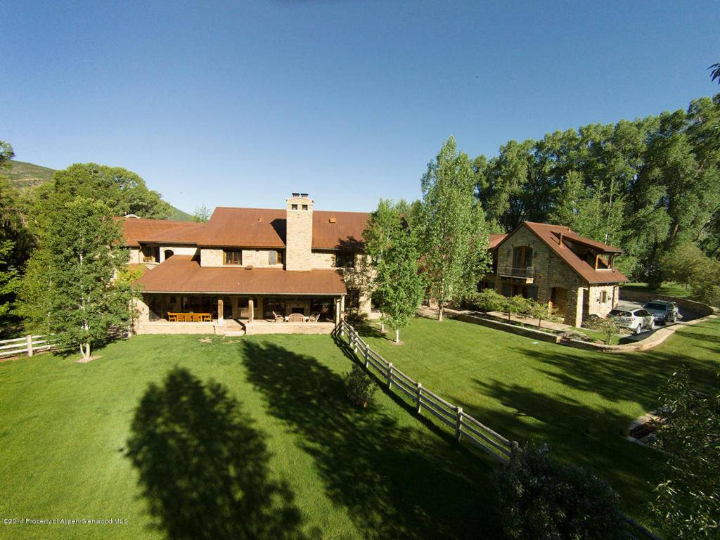 Farm/Ranch, Contemporary,Two Story – Woody Creek, CO